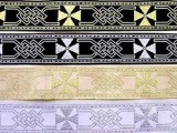 Wholesale - Dynasty Jacquard Trim #7001 - 25 yards