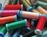 Gutermann Silk Thread - 30 wt.