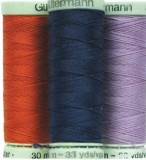 Gutermann Silk Twist Thread - 15 wt