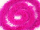 Wholesale Marabou Boa-Shocking Pink,  24 Boas