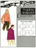 Sewing Workshop Collection - Now and Zen Shirts