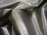 Wholesale Tissue Lame - Black Silver, 17yds