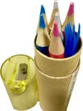 Complete Sewing Pencil Case with Sharpener and Brush ***Temporarily out of stock***