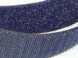"Hook & Loop - 1"" Sew-In Navy, 2.5 yds"