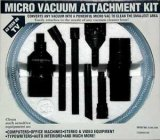 Notion - Micro Vacuum Attachment Kit