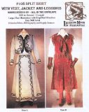 Laughing Moon #108 - 19th Century Cowgirl Sewing Pattern