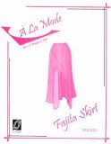 "L.J. Designs ""A La Mode"" Fajita Skirt Sewing Pattern"