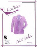 "L.J. Designs ""A La Mode"", Latte Jacket"