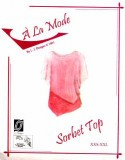 "L.J. Designs ""A La Mode"", Sorbet Top"