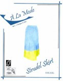 "L.J. Designs ""A La Mode"" Strudel Skirt Sewing Pattern"