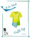 "L.J. Designs ""A La Mode"", Truffle Top"