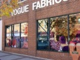 Visitor's Packet for Vogue Fabrics in Evanston