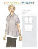 Sewing Workshop Collection Cottage Shirt