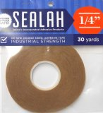 "Sealah Adhesive Tape - 1/4"" - 30 yards"