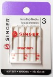 Singer- Heavy Duty Needles 4758  -  110/18