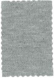 Sofie Ponte de Roma Double Knit Fabric - Heather Grey