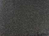 Sparkle Vinyl - Black with Silver flecks