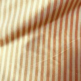 Sussex Silk Taffeta Fabric - Candy Stripe #01A