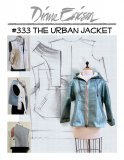 Diane Ericson #333 - The Urban Jacket pattern