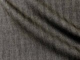 IF176-17  Camel and Black Shimmering Wool Blend Suiting Fabric