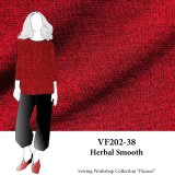 VF202-38 Herbal Smooth - Heather Claret Sweater Knit Fabric from Telio