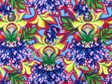 VF203-10 Nassau Excitement - Dynamic Lightweight Rayon Challis Print Fabric