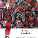 VF206-14 Hygge Festive - Elaborate Brocade Fabric