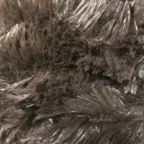 Alpaca Fake Fur Fabric - Brown