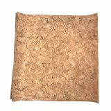 "Cork Fabric - Mosaic - 18"" square"