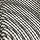 Superfine English Net - Black Netting Fabric