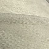 Superfine English Net - Ivory Netting Fabric