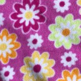 Polar Fleece Print - Flowers