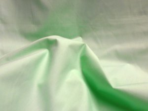 Broadcloth Fabric - Polyester-Cotton Blend - Capri Green