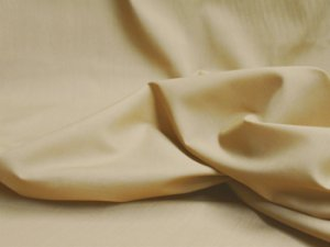 Broadcloth Fabric - Polyester-Cotton Blend - Khaki