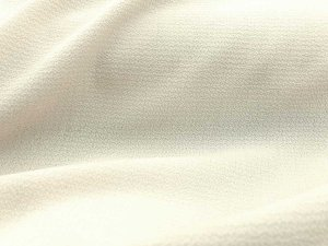 Bubble Crepe Georgette Fabric - Ivory