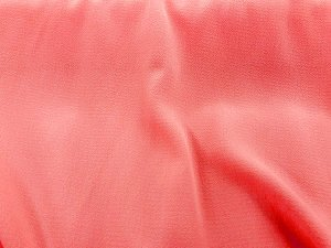 Bubble Crepe Georgette - Coral