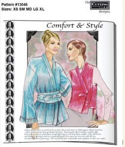 Cutting Line Designs #13046 Comfort & Style
