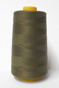 Serger Cone Thread - 4000 yds   Drab Olive 890