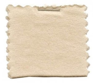 Wholesale Cotton Jersey Knit Fabric - Cream 25 yards