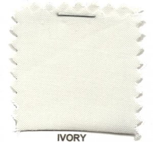 Rayon Challis Solid Fabric - Ivory