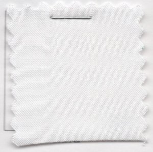 Rayon Challis Solid Fabric - White