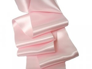Double Faced Satin Ribbon - Light Pink #75