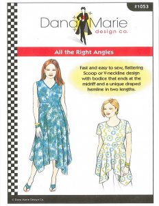 Dana Marie Pattern - All the Right Angles #1053