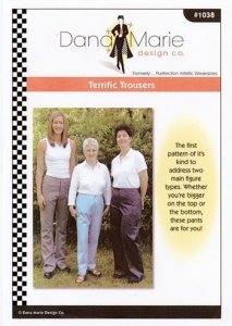 Dana Marie - Terrific Trousers pattern