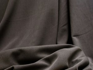 Felix Stretch Gabardine - Heather Brown
