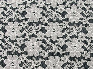 Floral Lace - Ivory