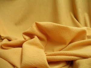 Gauze Fabric - Dark Gold #229