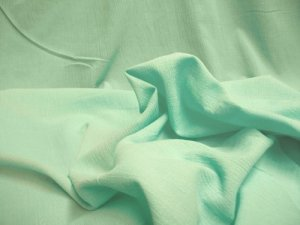 Cotton Gauze Fabric - Mint #730