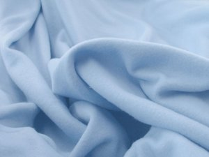 Wholesale Polar Fleece fabric - Baby Blue