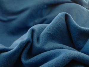 Polar Fleece Solids fabric - LA Royal